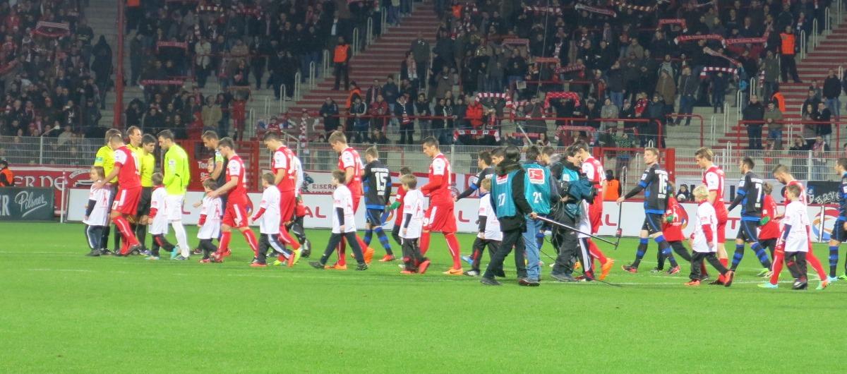 SC Eintracht Miersdorf Zeuthen bei Union 21.02.2014 - 2