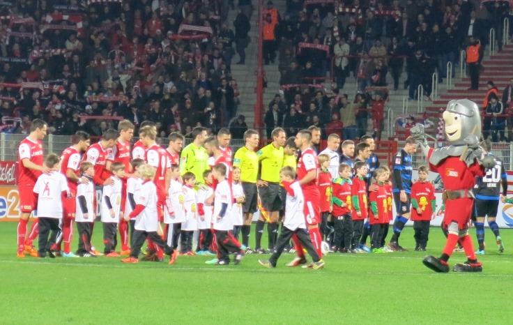 SC Eintracht Miersdorf Zeuthen bei Union 21.02.2014 - 3