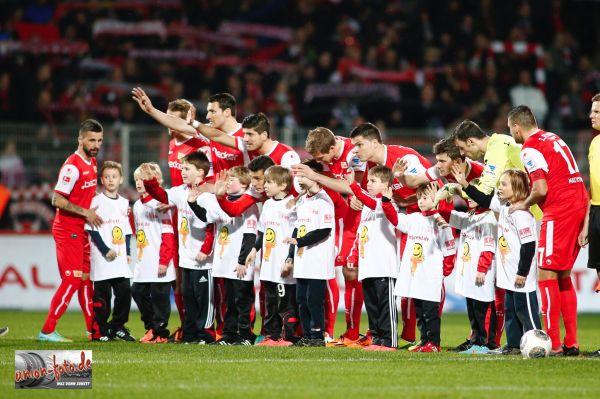 SC Eintracht Miersdorf Zeuthen bei Union 21.02.2014 - 5