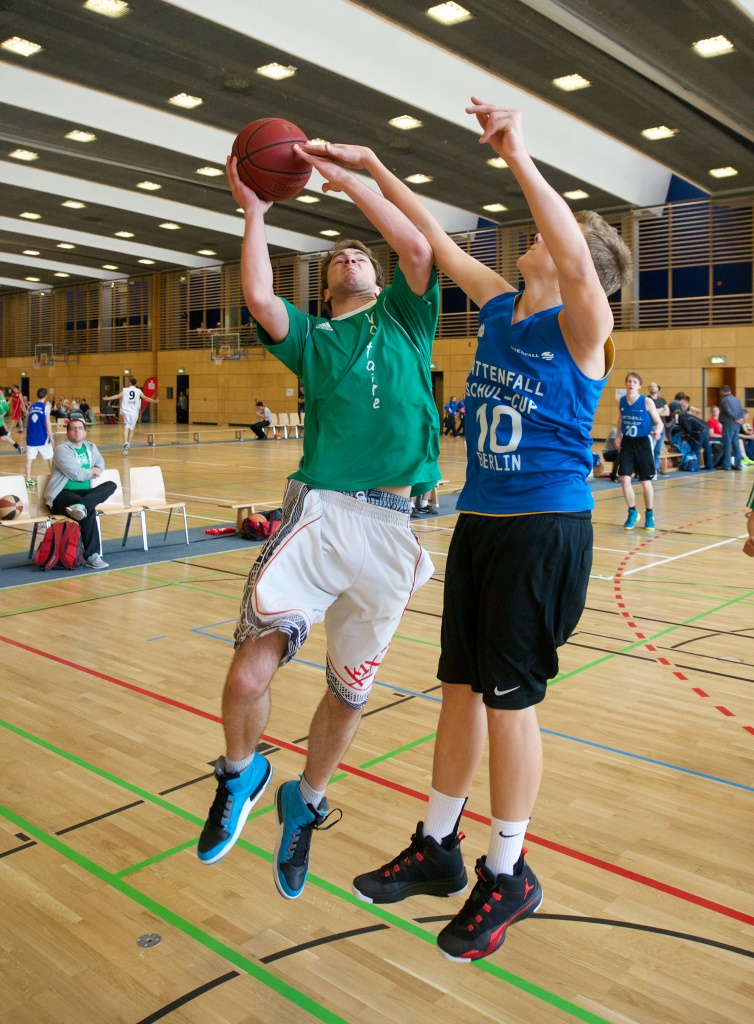 Basketball MBS Schulcup 2014 3