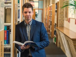 MBS-Stipendiat Kevin Schuster