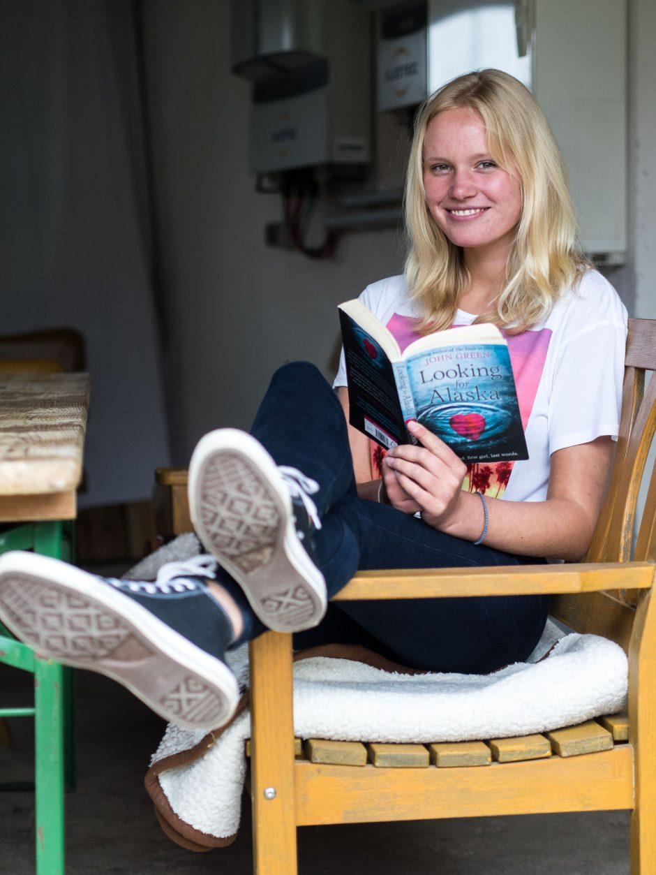 Maria Leisker aus Potsdam-Mittelmark verbringt das nächste Schuljahr in den USA