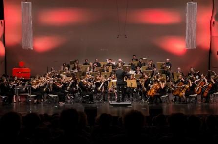 Benefinzkonzert Sinfonische Klänge zur Weihnachtszeit
