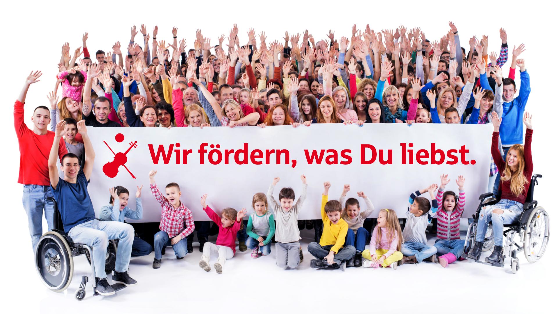 Erlös aus Benefizkonzert für Euer Projekt in Potsdam