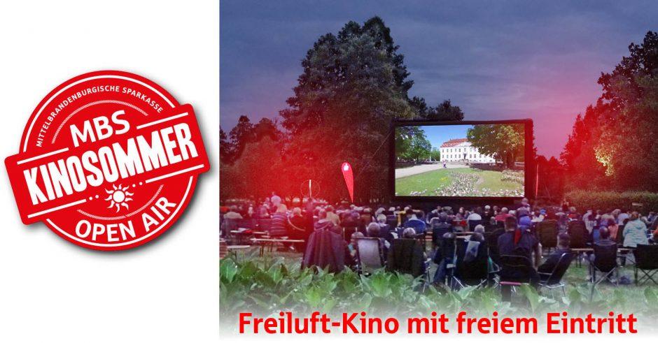 Am 24. August erstmalig in Luckenwalde – der MBS-Kinosommer. Wähle Deinen Film!