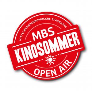 Mittelbrandenburgische Sparkasse - MBS-Kinosommer - Logo-rot