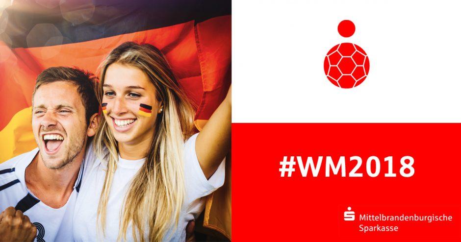 Deutschland gewinnt die Fußball-WM 2018…