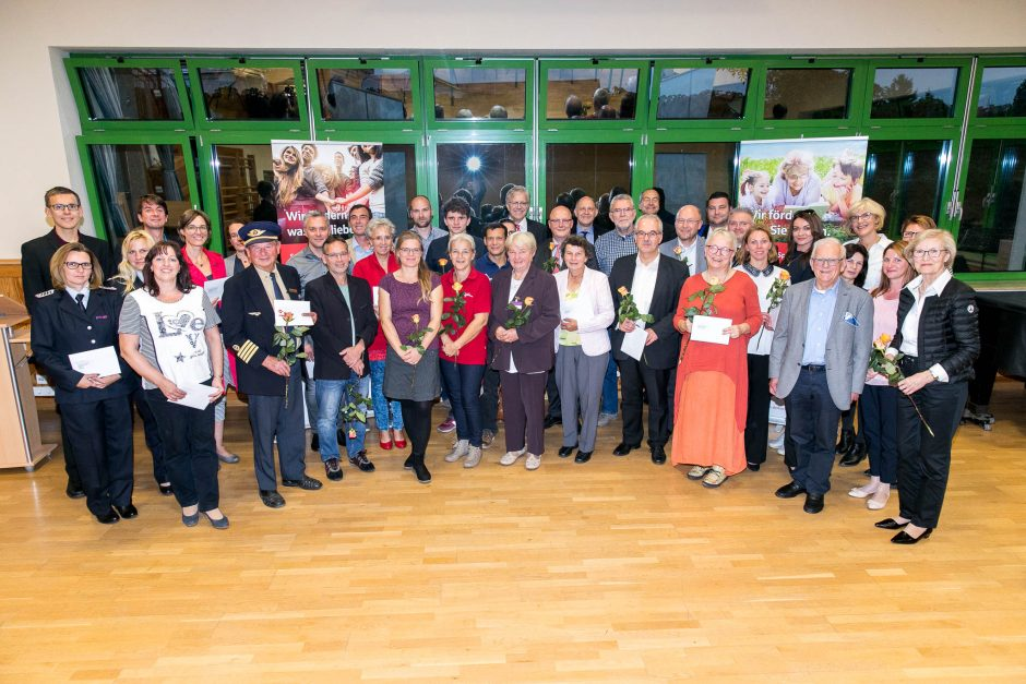 2018 10 17 Übergabe von Spenden im Havelland