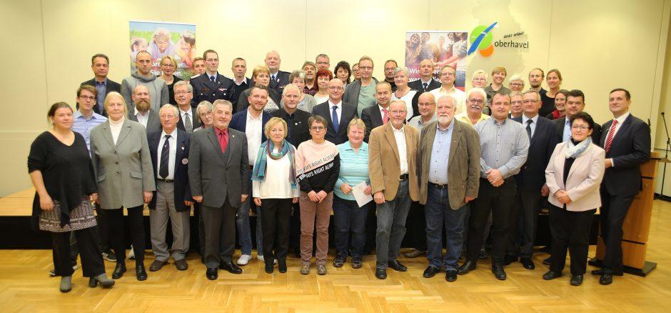 2018 11 28 MBS Uebergaben von Spenden in Oberhavel