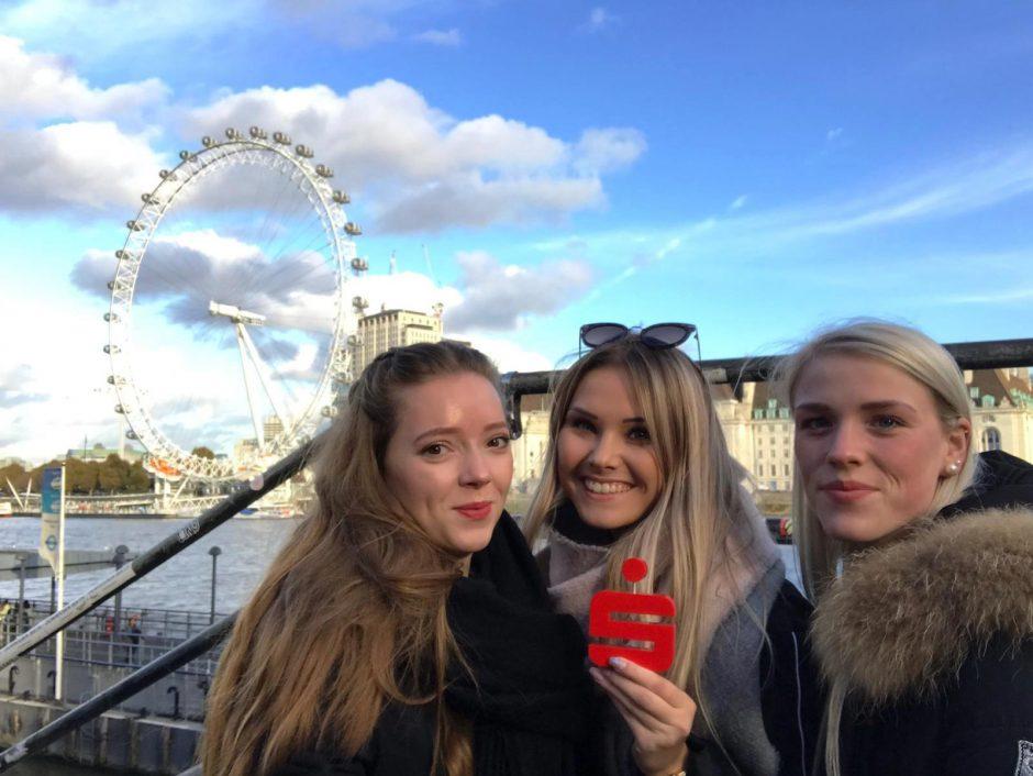 Live and learn in London – ein ausführlicher Erlebnisbericht zum Auslandspraktikum unserer drei Auszubildenden Anna Lena, Luise und Vanessa
