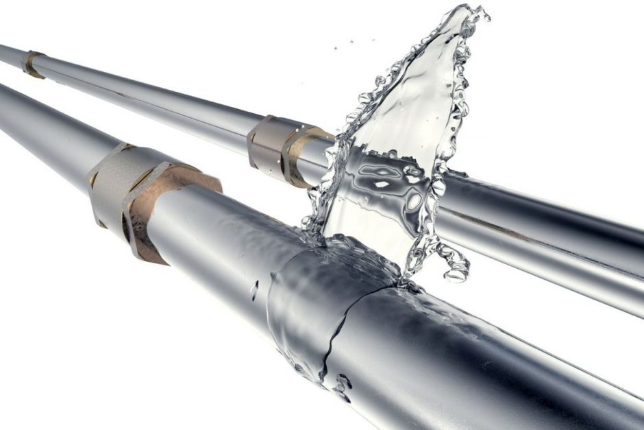 Wasserrohrbruch: Welche Versicherung zahlt?