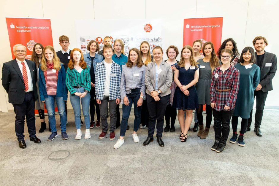 Stipendiatentreffen 2019 – Unterstützung für Bildung und Karriere