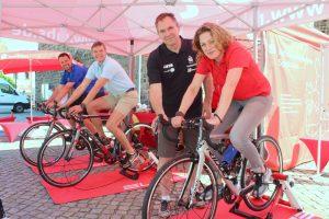 Beelitzer Spargelfest und MBS-Fahrradtage 1. Juni 2019