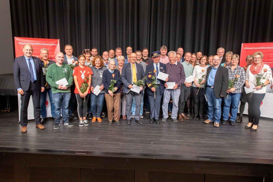 2019 10 23 Übergabe von Spenden im Havelland