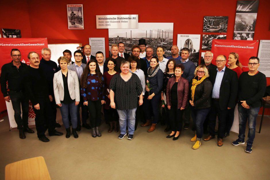 2019 10 28 Übergabe von Spenden in Brandenburg an der Havel