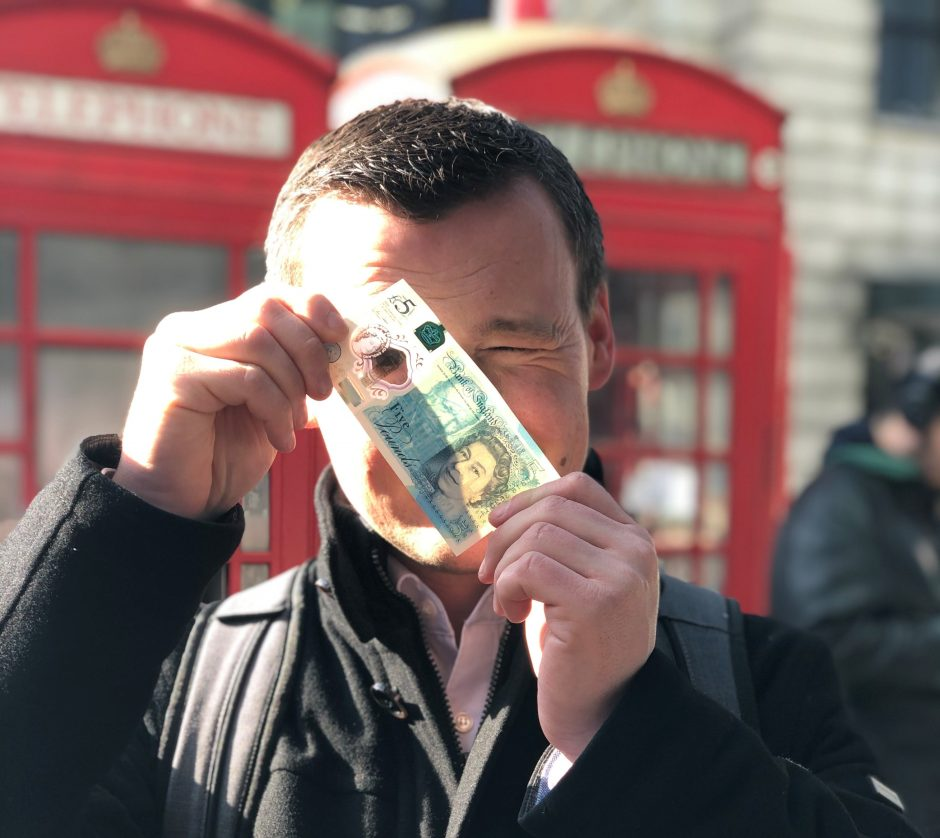 Planspiel-Börse-Gewinner begeistert von London-Reise