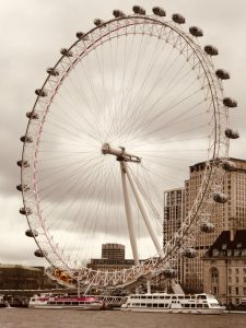 Planspiel-Börse-Gewinner reisen nach London - London Eye